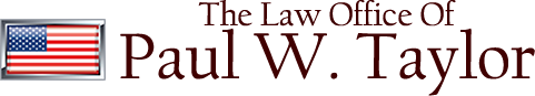 The Law Office Of  Paul W. Taylor